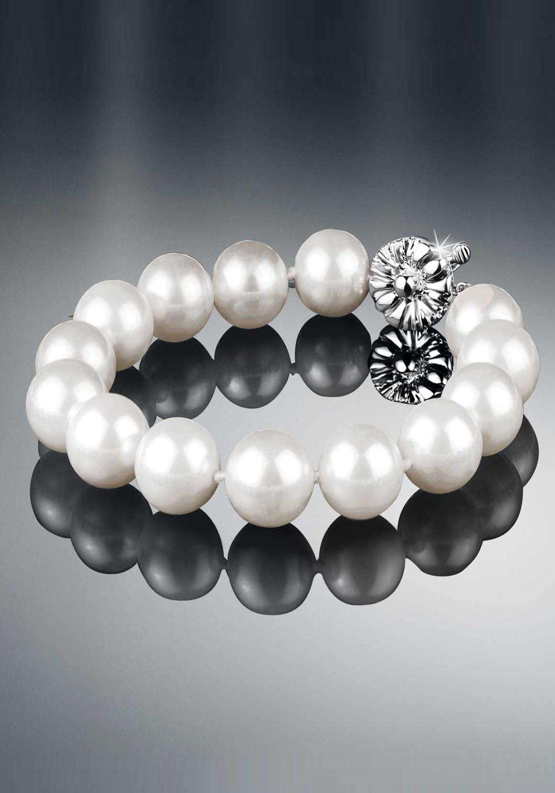 Newbridge Vintage Grace Kelly Bracelet, Pearl