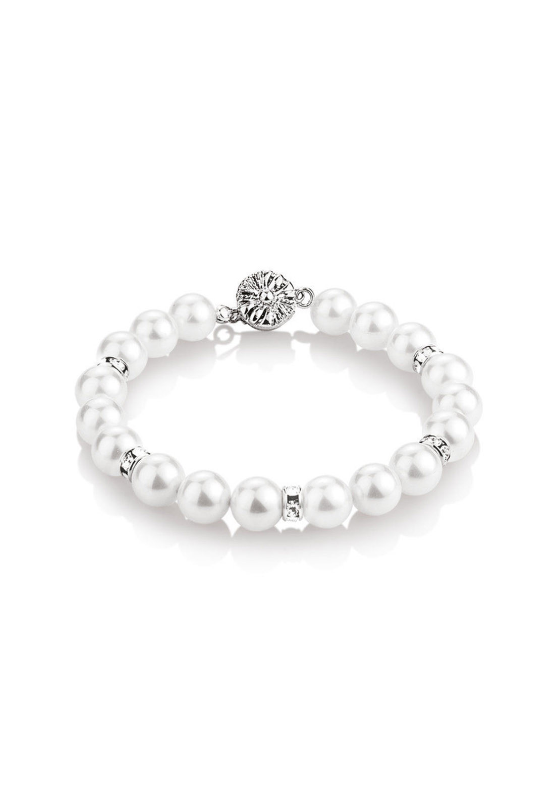 Newbridge Princess Grace Collection Bracelet, Pearl