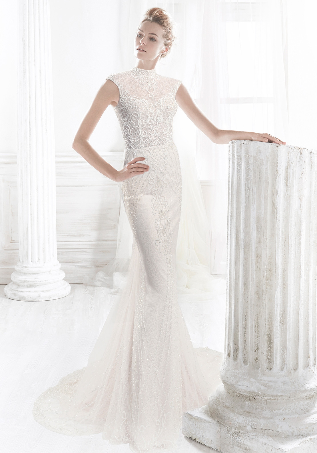 Nicole 18145 Wedding Dress