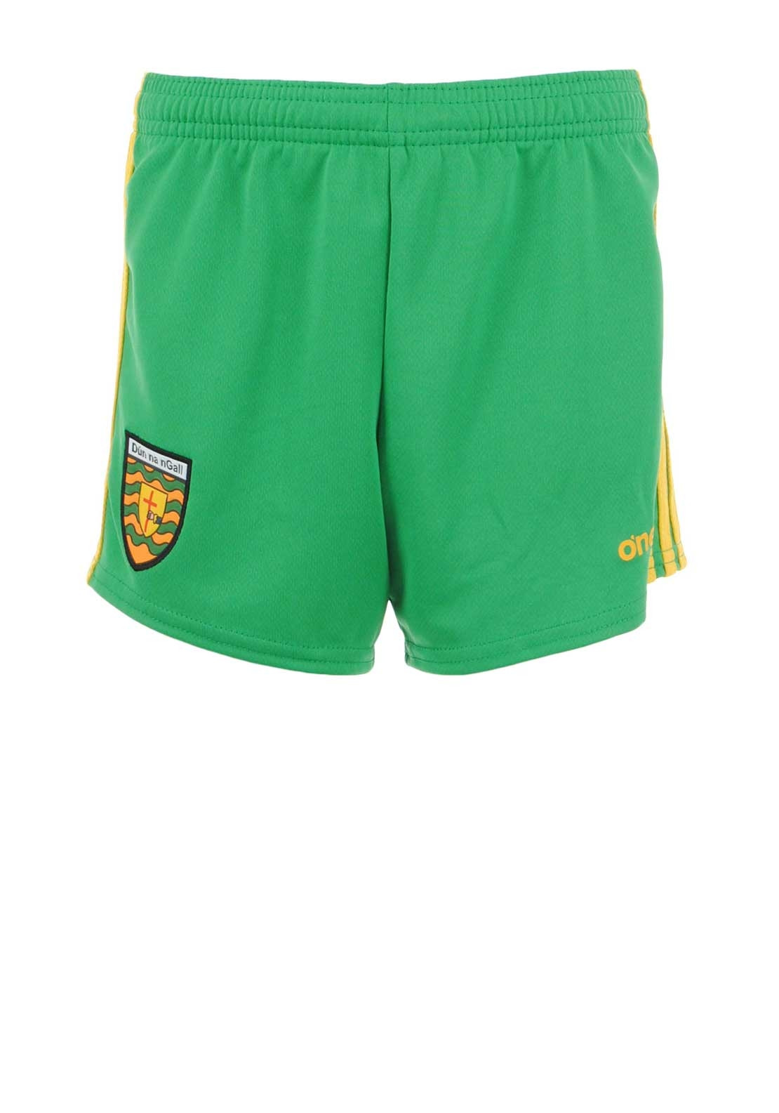 O'Neill's Donegal GAA Kids Shorts, Green