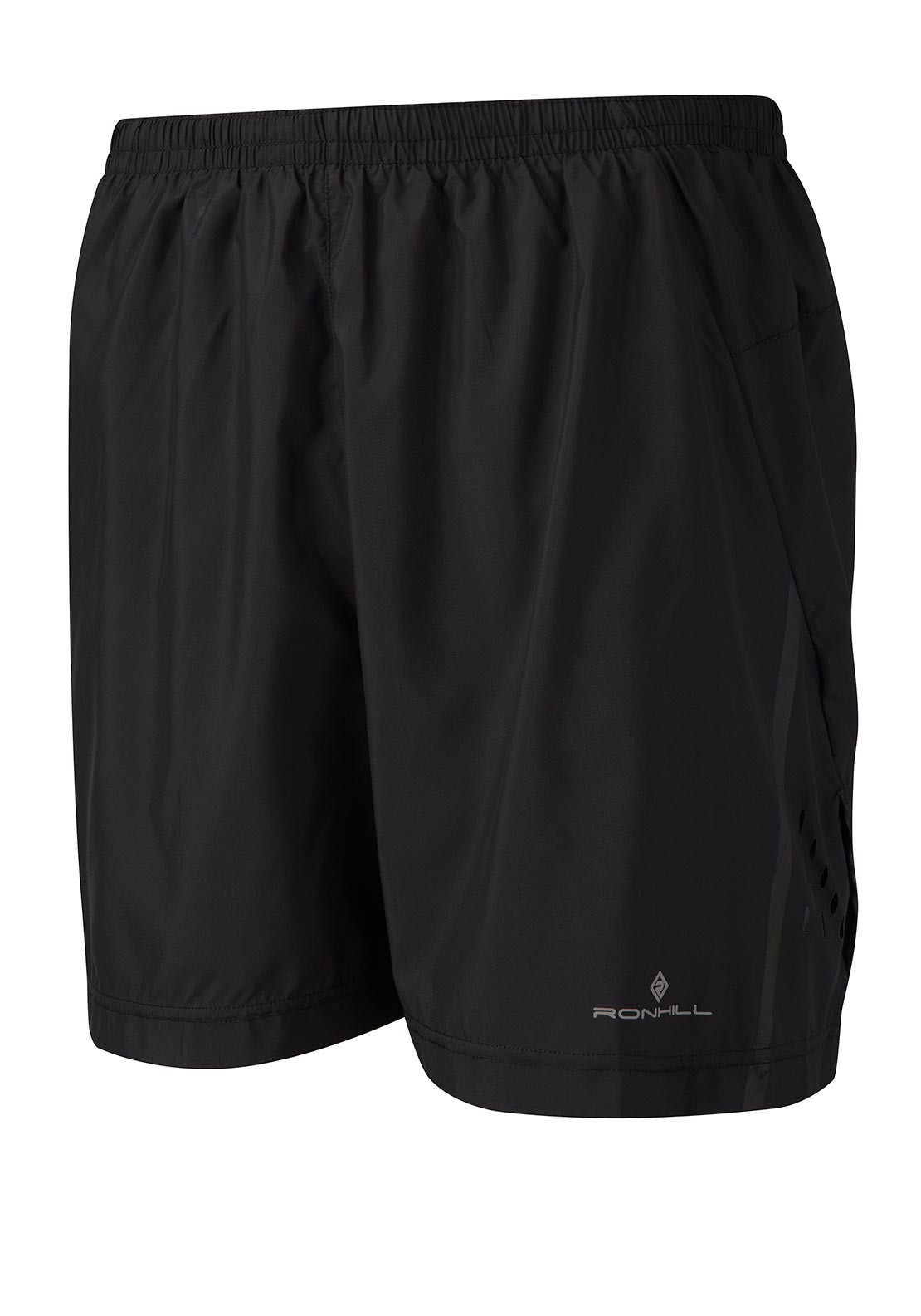 "Ronhill Womens Advance 5"" Short, Black"