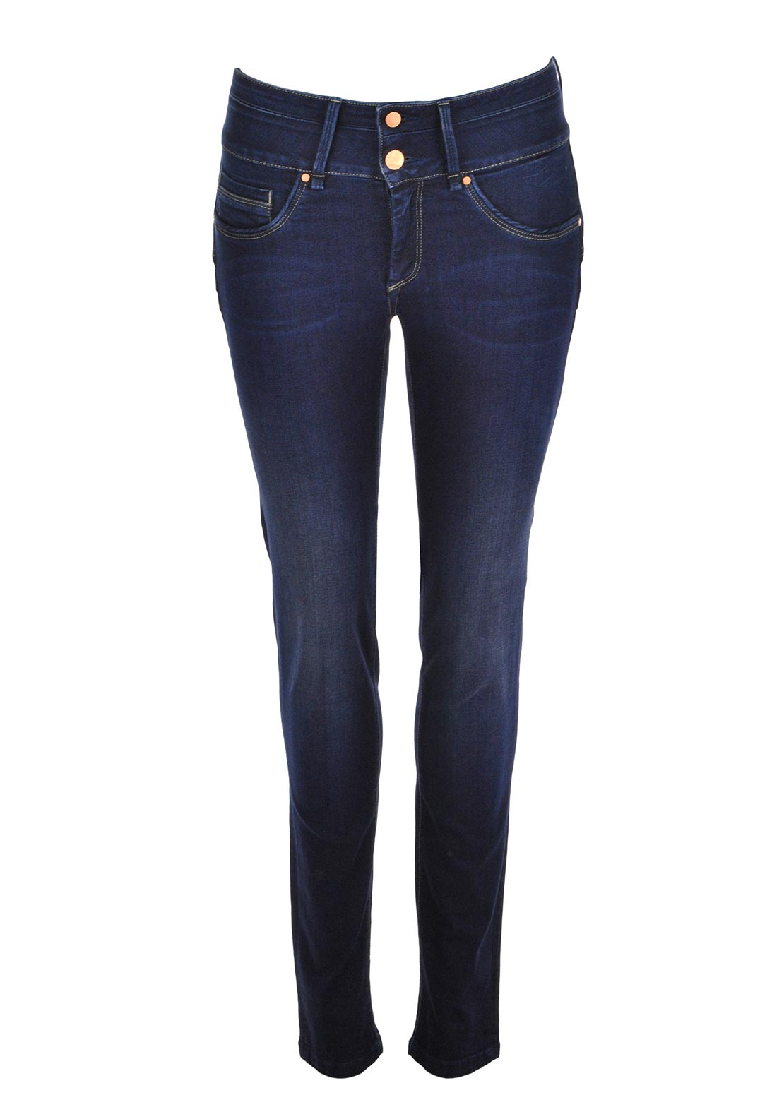 Tiffosi Double Up Skinny Jeans, Navy