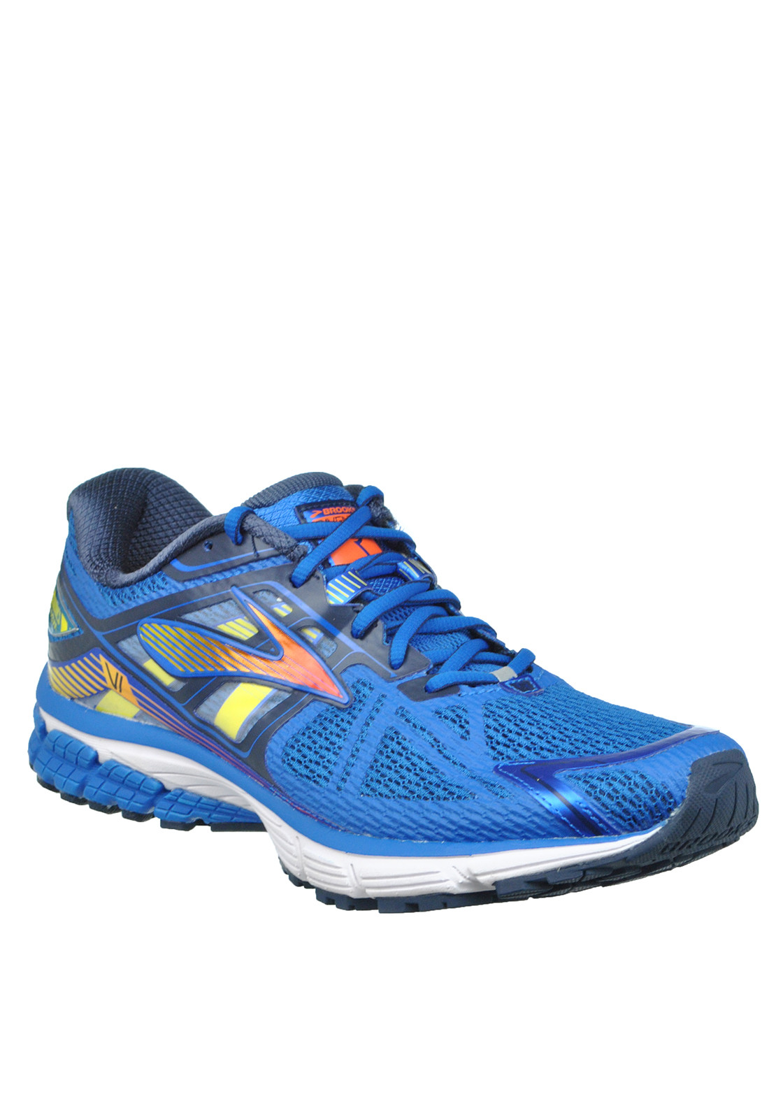 Brooks Mens Ravenna 6 Runner, Blue