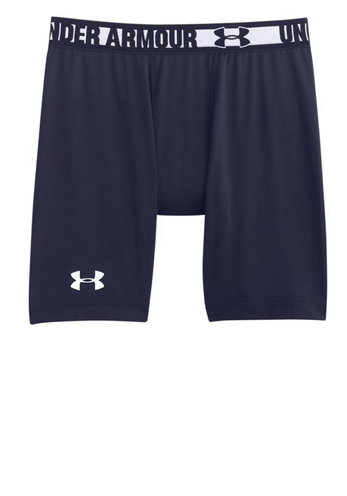 Under Armour Mens Heat Gear Sonic Compression Shorts, Black