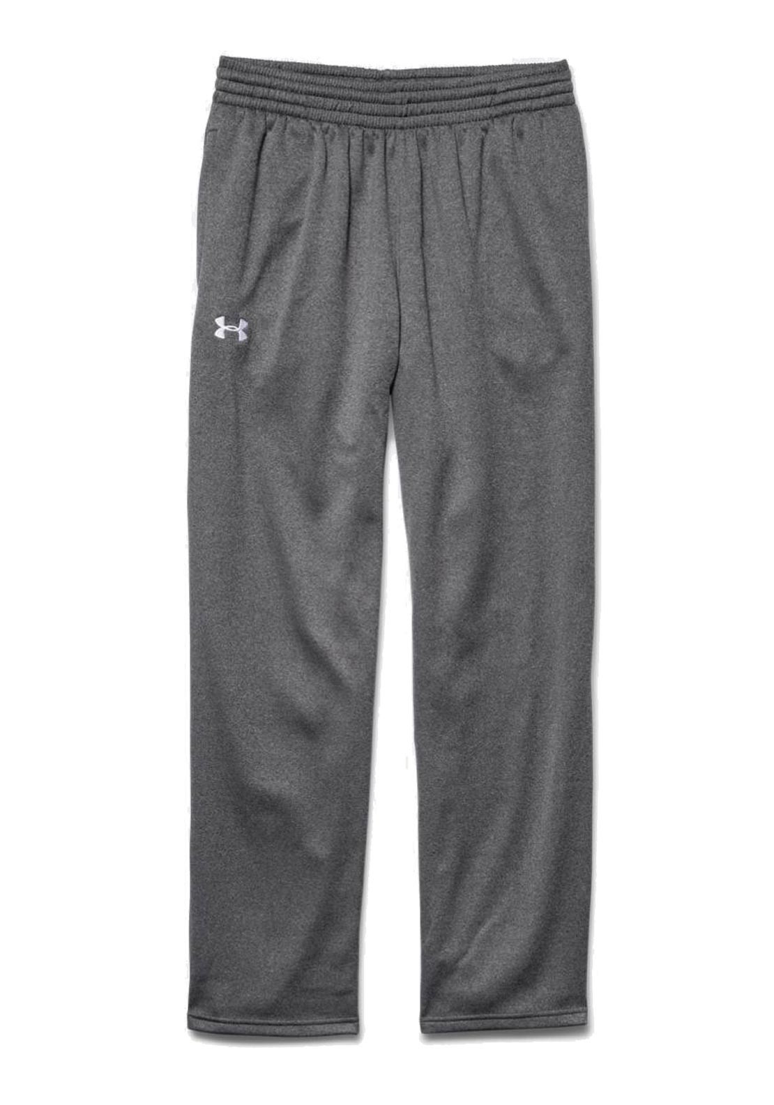 Under Armour Mens Fleece Jogging Bottoms, Grey