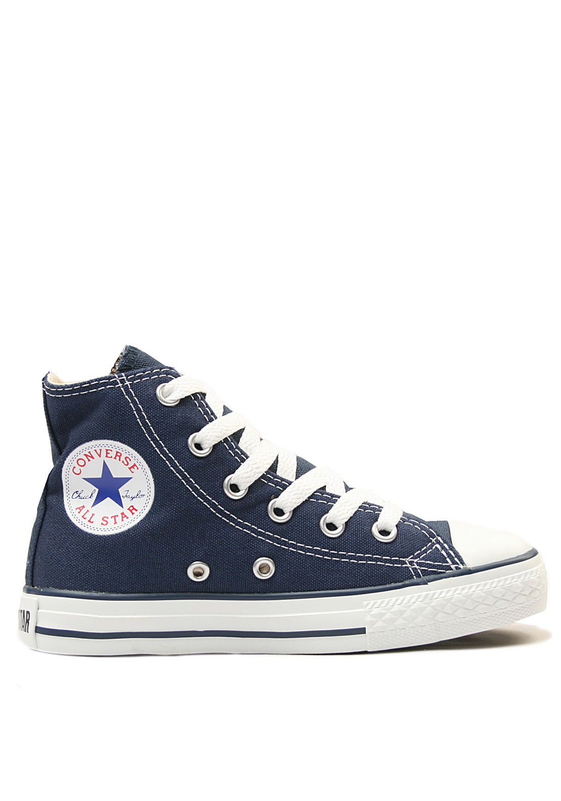 Converse All-Star Hi-Tops, Navy