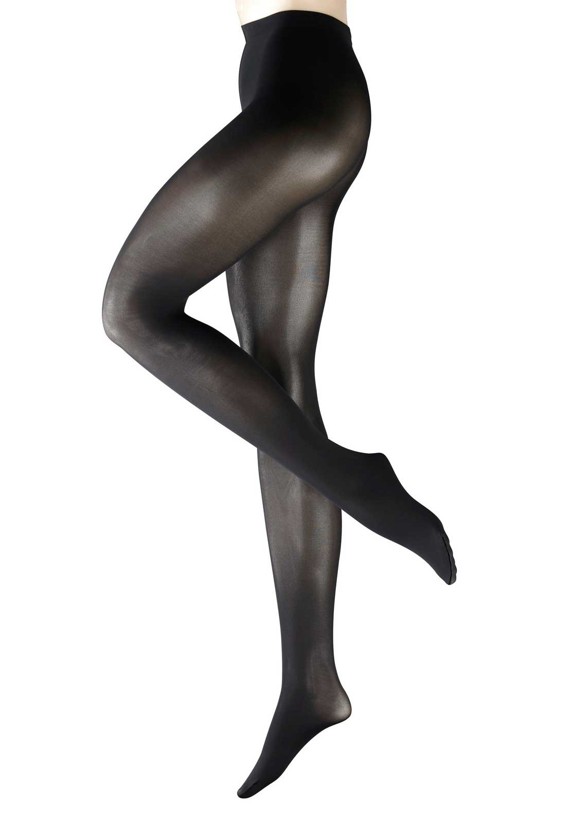 Falke Pure Matt 50 Denier Tights, Black