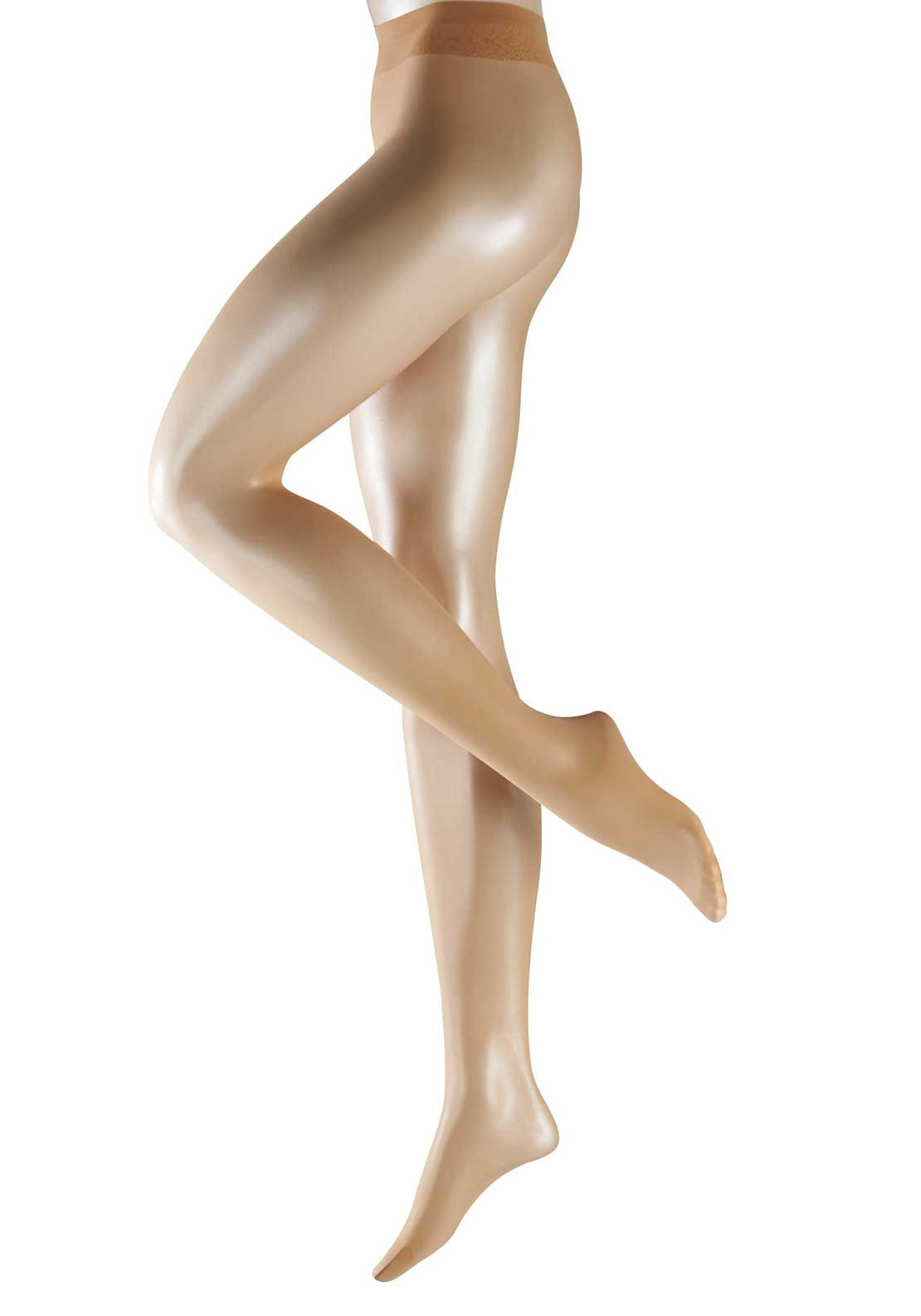 Falke Matt Deluxe 20 Denier Tights, Golden