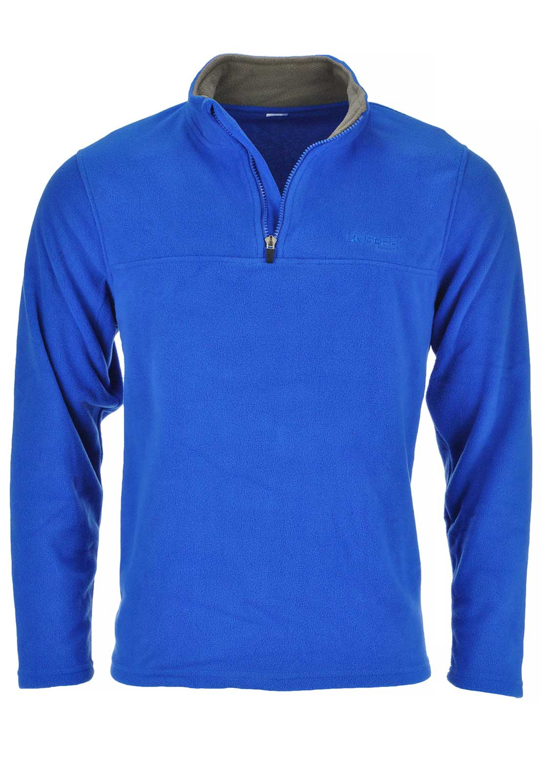 Berg Outdoor Mens Kluane Fleece, Blue