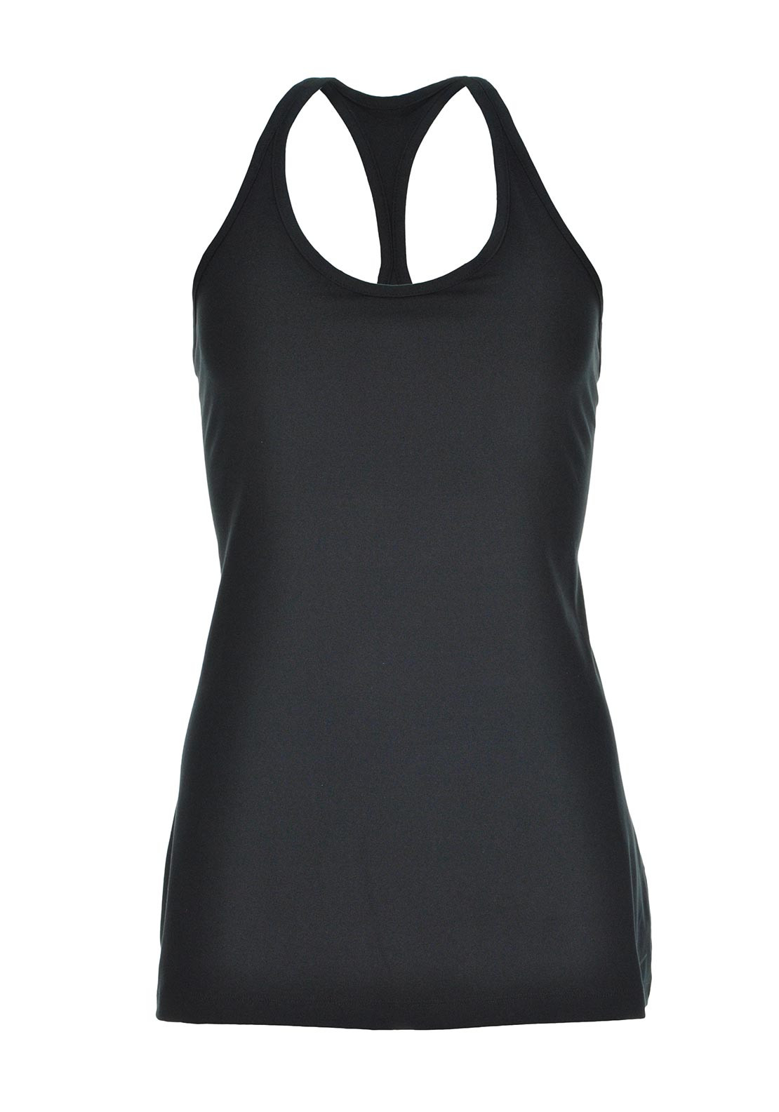 Nike Womens Get Fit Tank Top, Black