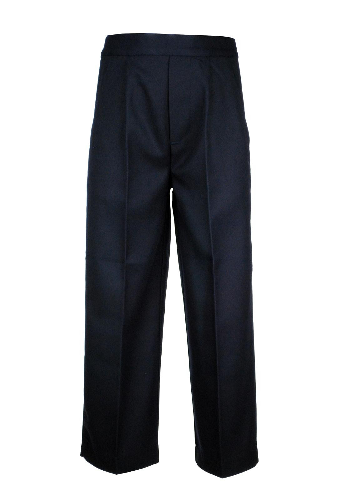Boys School Uniform Trouser, Navy