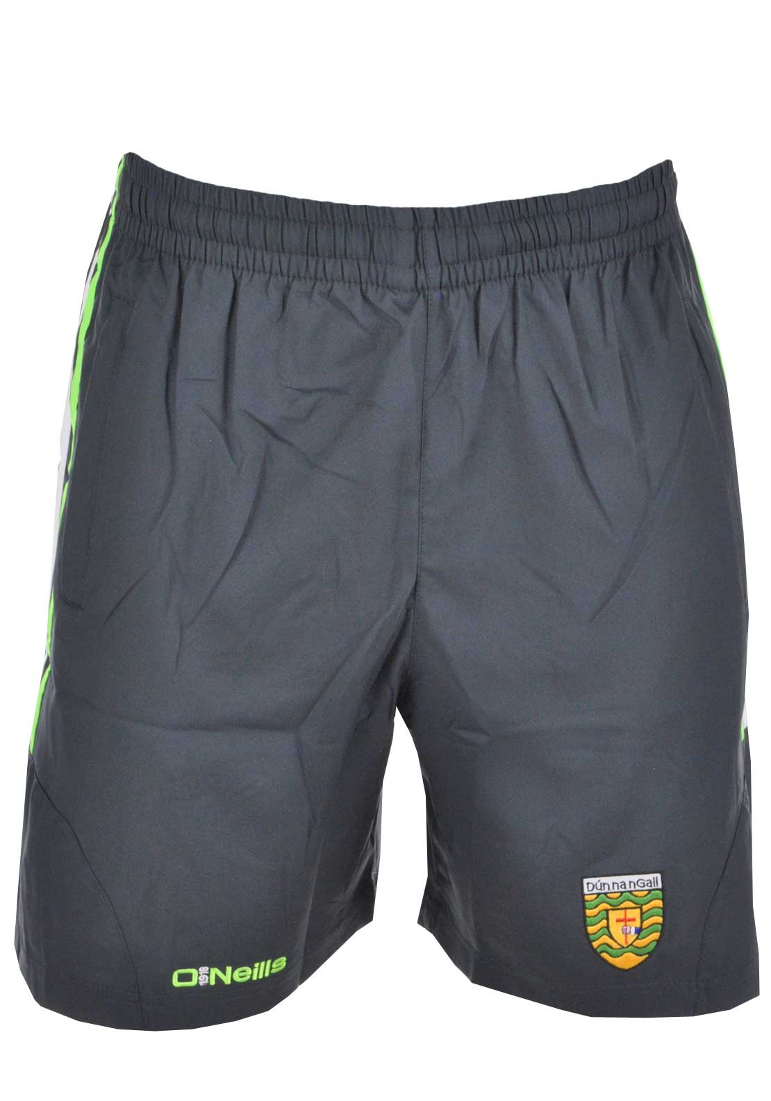 O'Neills Donegal GAA Adults Darwin Shorts, Gunmetal