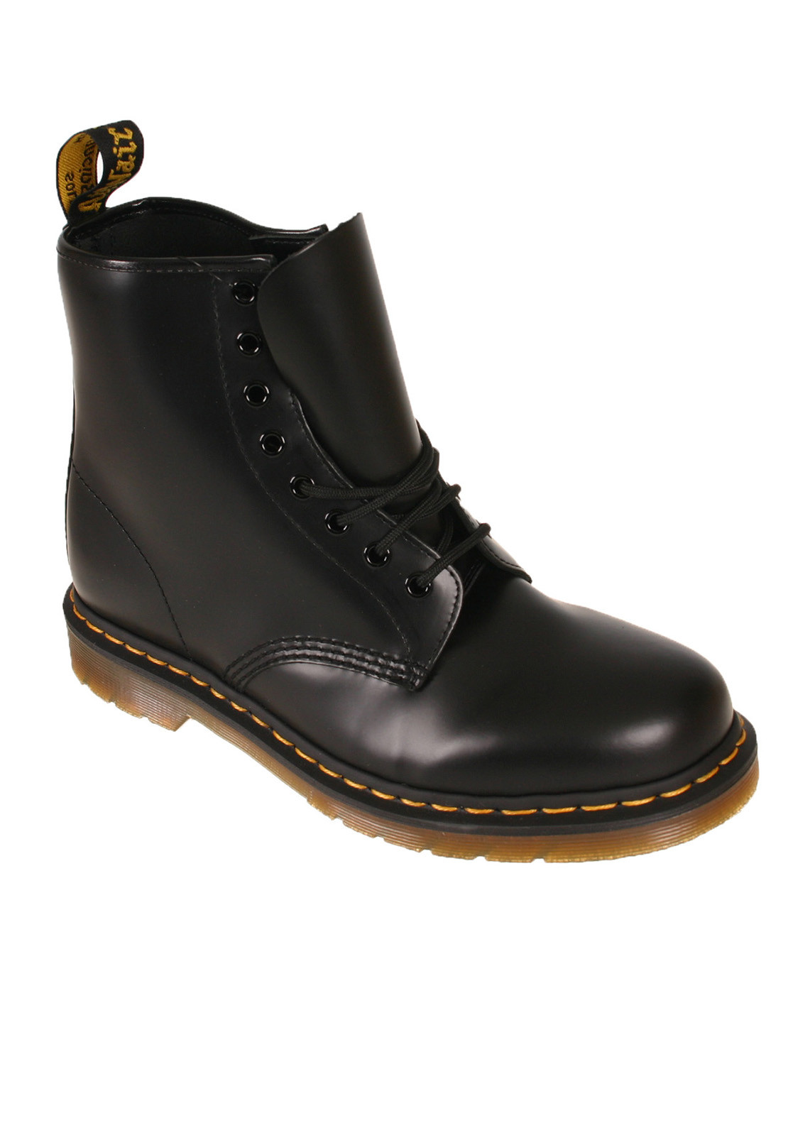Dr. Martens AirWair Men's 1460 Leather Boots, Black