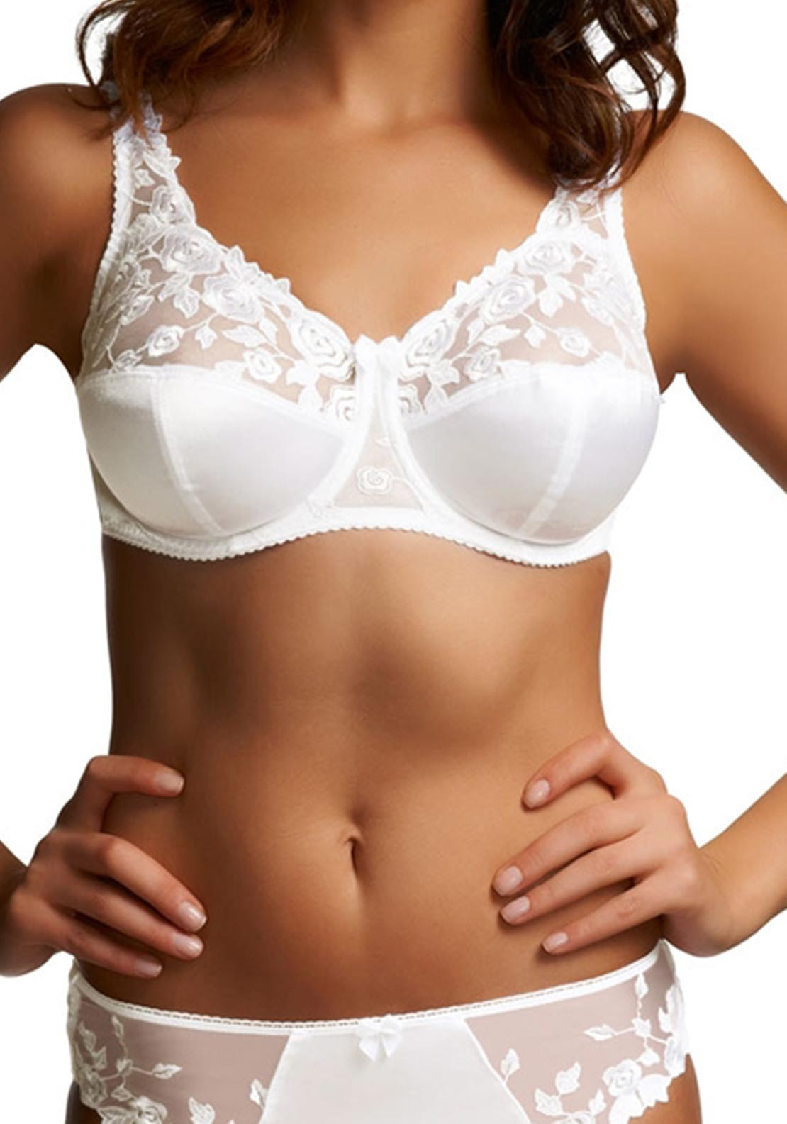 Fantasie Belle Full Cup Bra, White
