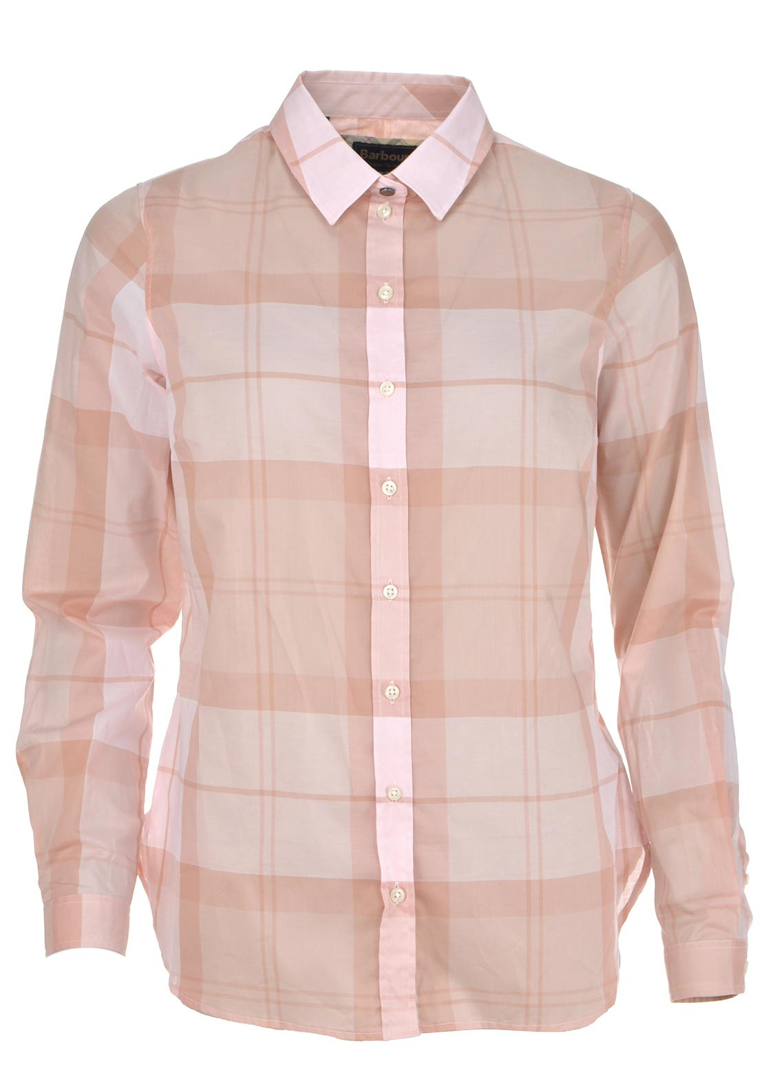 Barbour Womens Tay Blouse, Rose Mauve