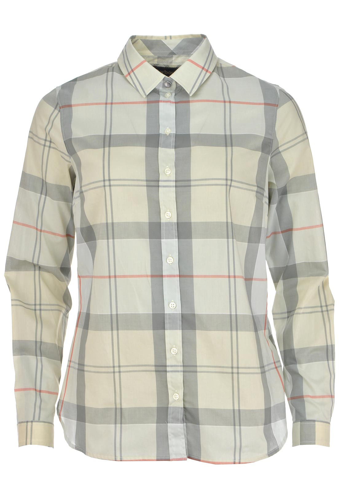 Barbour Womens Tay Blouse, Summer Dress Tartan