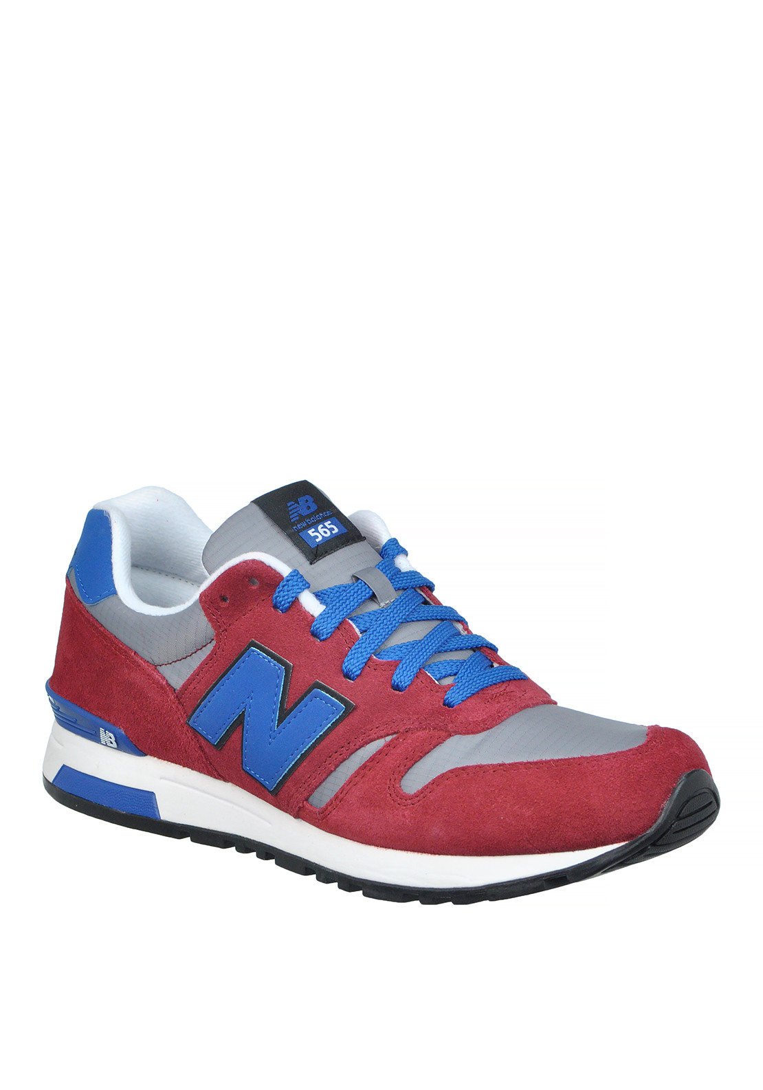 New Balance Mens 565 Fashion Runners, Wine