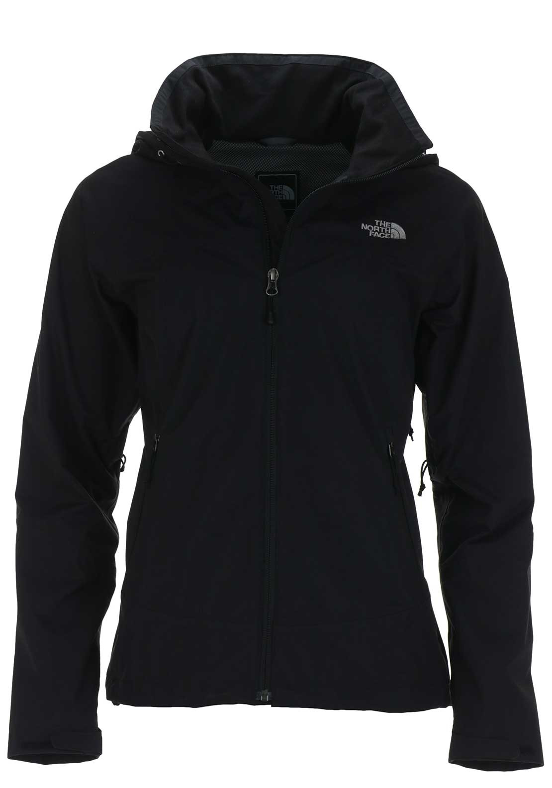 The North Face Womens Stratos Jacket, Black