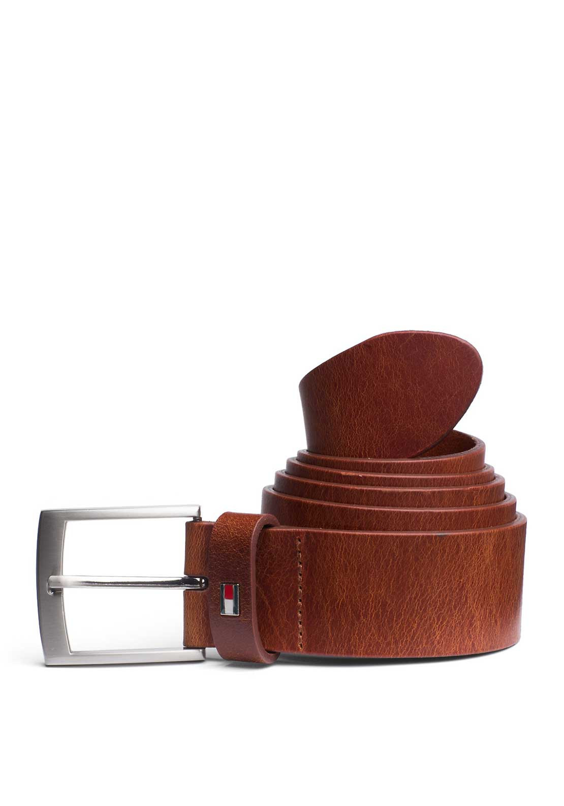 Tommy Hilfiger Mens Denton Belt, Tan
