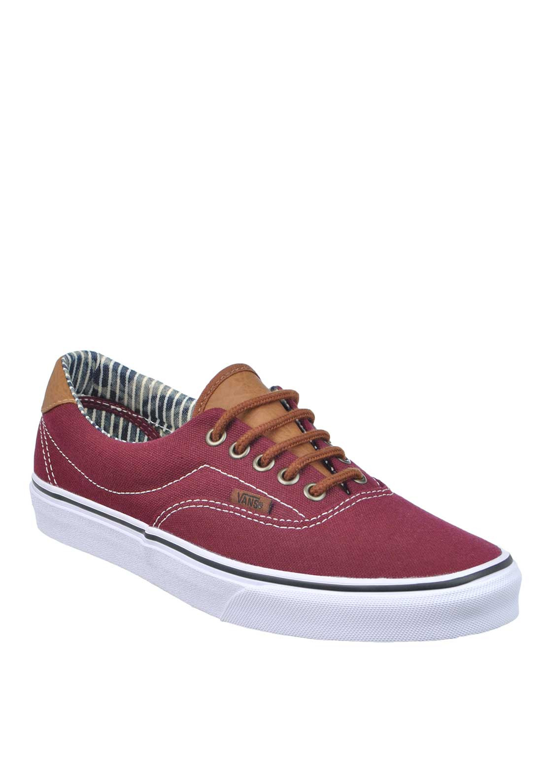 Vans Mens C&L Era 59 Lace Up Trainers, Port Royale