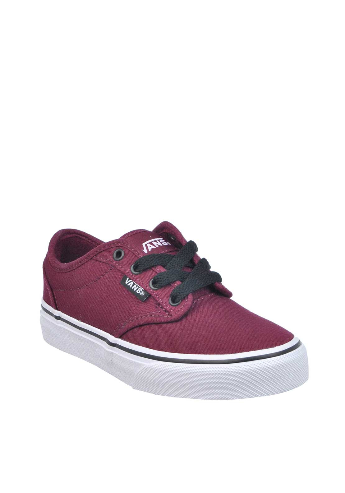 Vans Kid Atwood Trainers, Burgundy