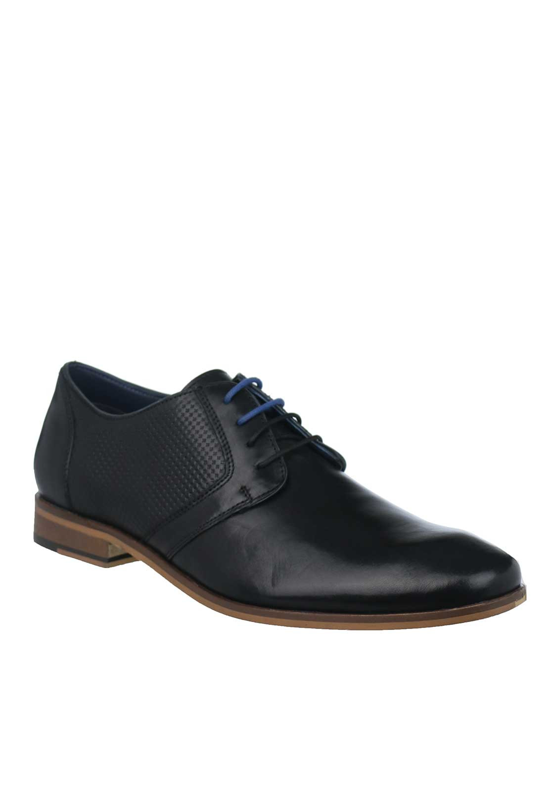 Paul O'Donnell by POD Atlanta Leather Shoes, Black
