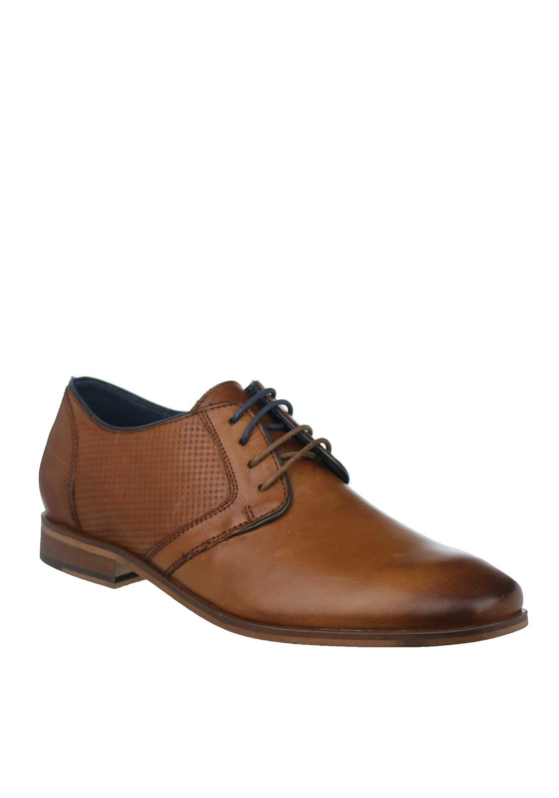 Paul O'Donnell by POD Atlanta Leather Shoes, Tan