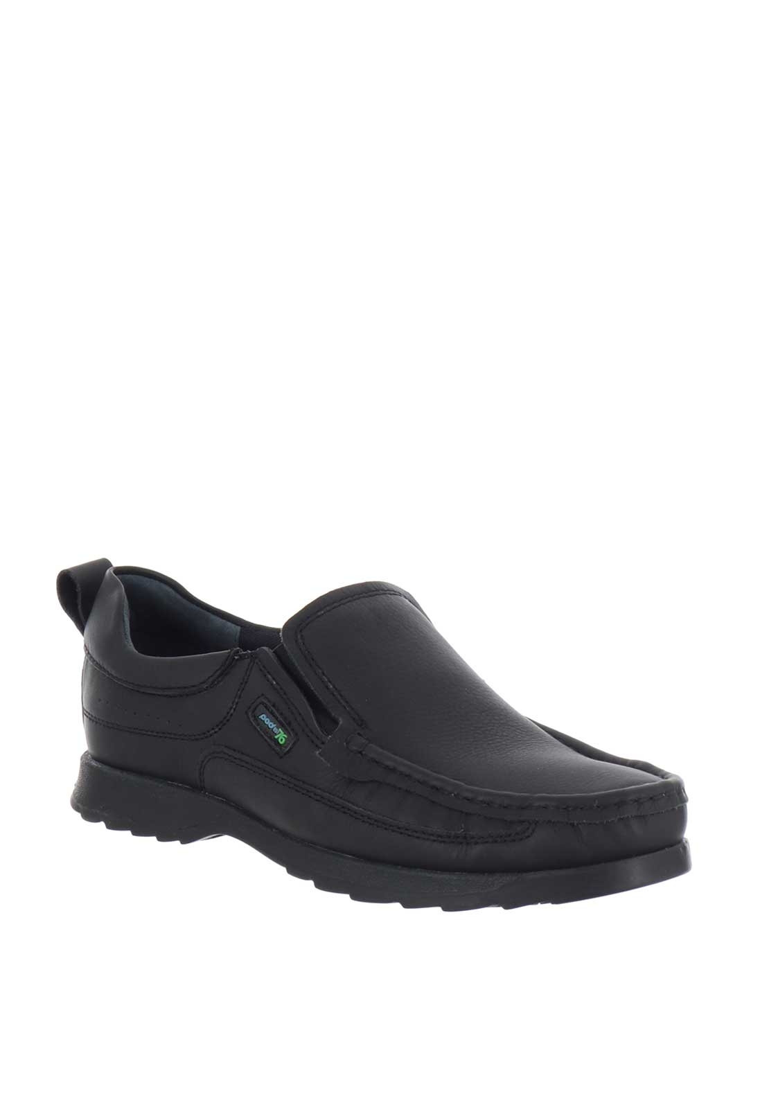 Paul O' Donnell by Pod Richie Leather Shoe, Black