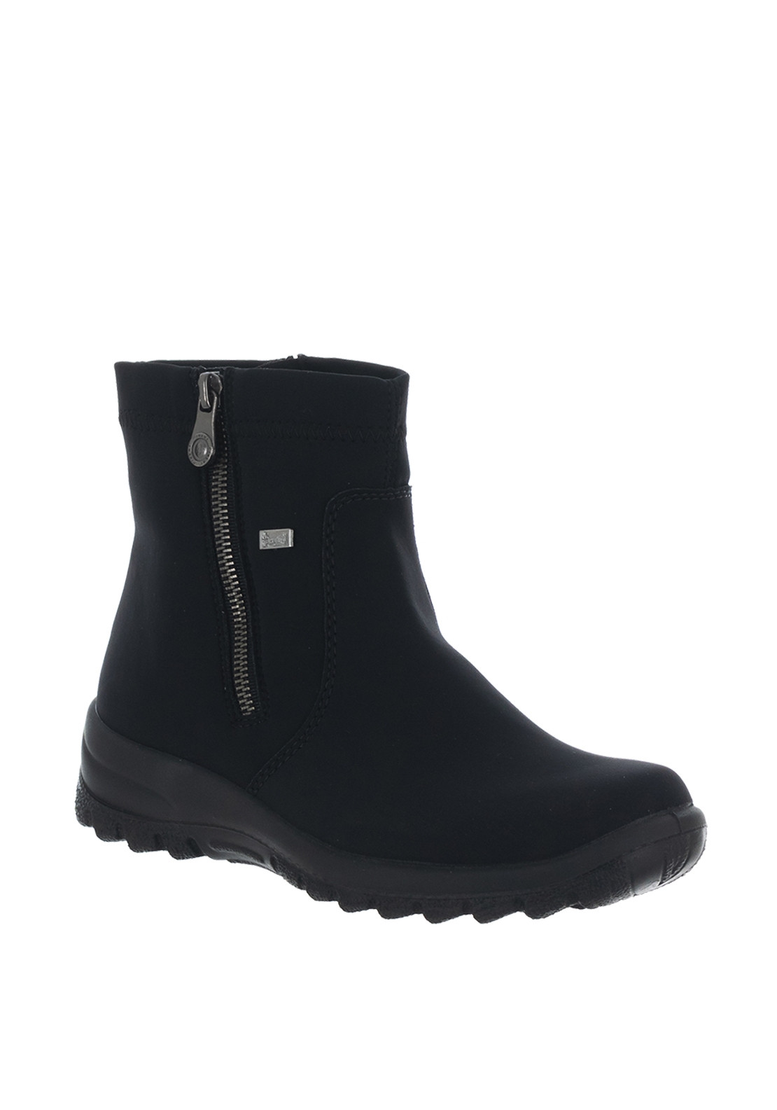 ebdd8217e91dd Rieker Womens TEX All Weather Boots, Black. Be the first to review this  product