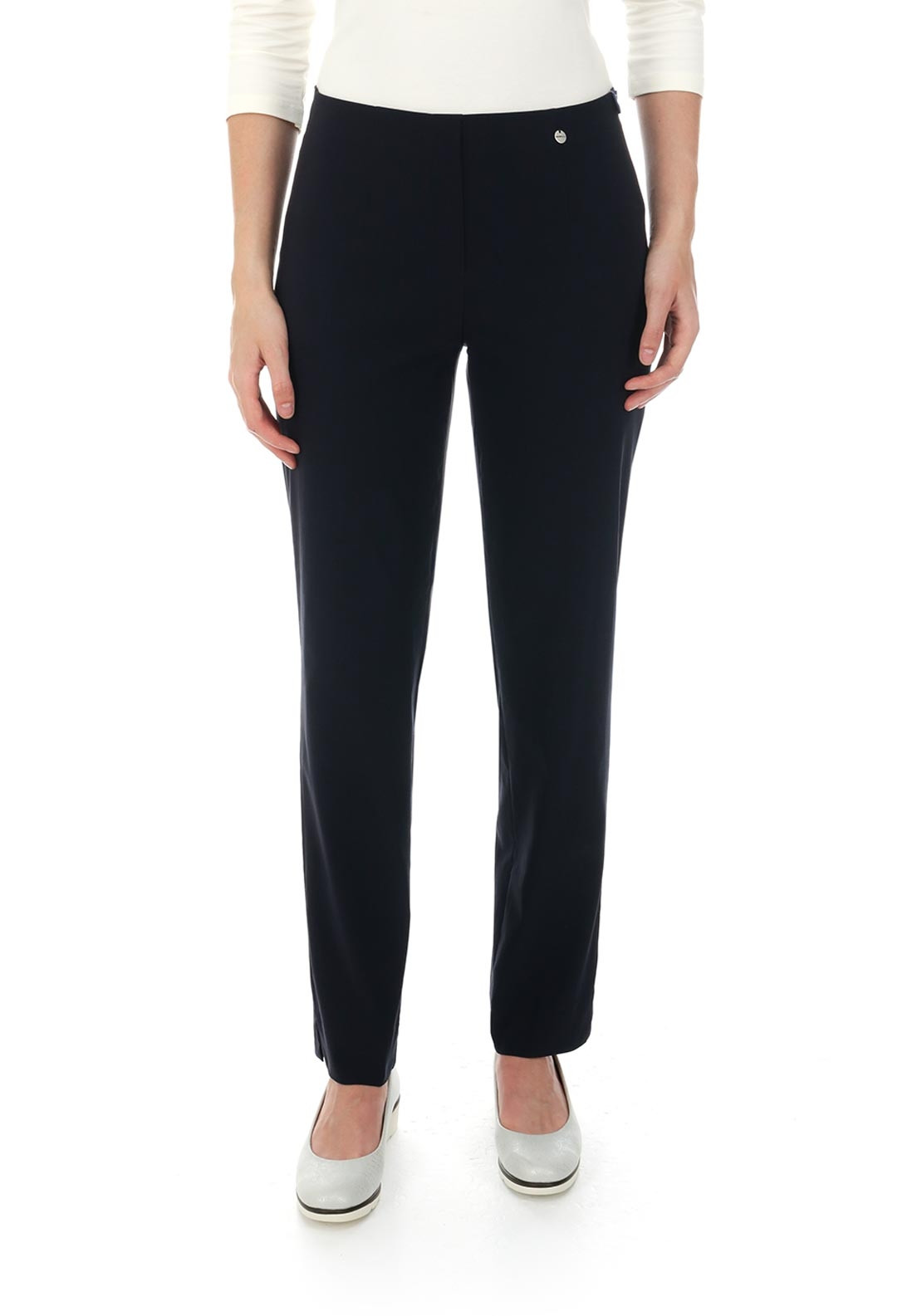 268f12d43ce0 Robell Marie Slim Fit Trousers