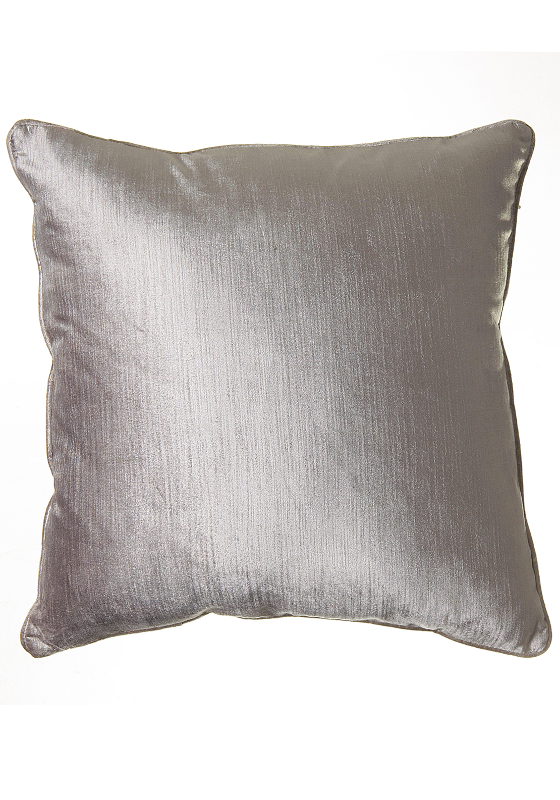 Scatterbox Velvet Sheen Duo Coloured Cushion, 45 x 45cm Grey