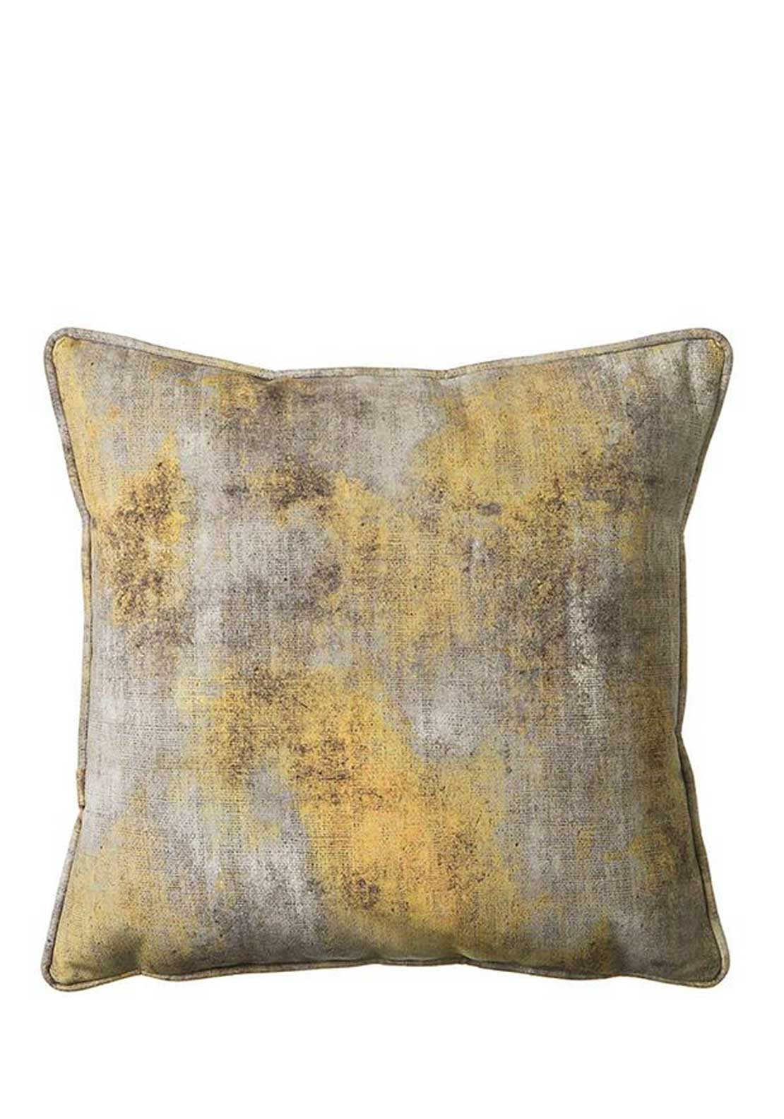 Scatterbox Mood Cushion, 45 x 45cm, Ochre Multi