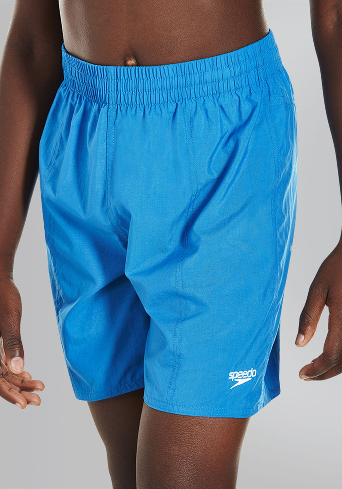 83398ffc09 Speedo Boys Solid Leisure Swim Shorts, Blue | McElhinneys