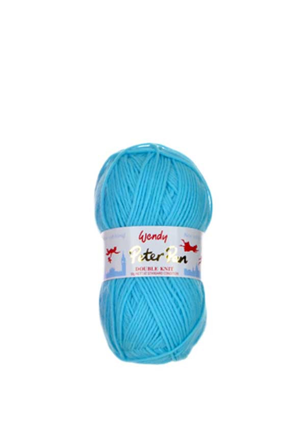 Wendy Peter Pan Double Knit Wool, 937 Puddle
