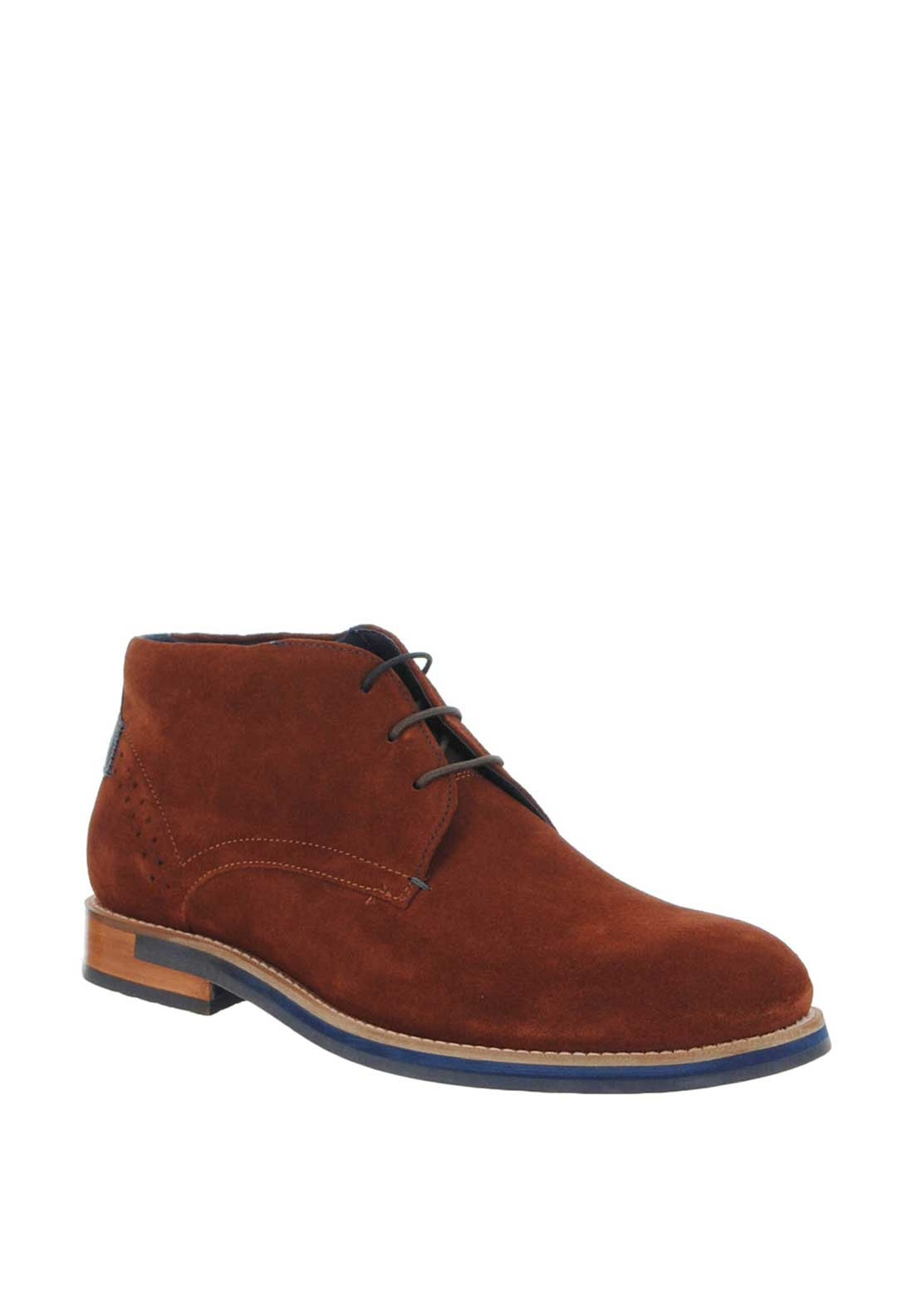 really cheap 2019 hot sale coupon codes Ted Baker Suede Dainnios Desert Boot, Dark Tan