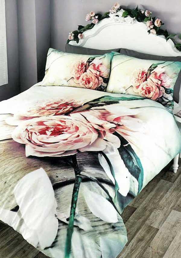 Thru The Lense Posy Duvet Set