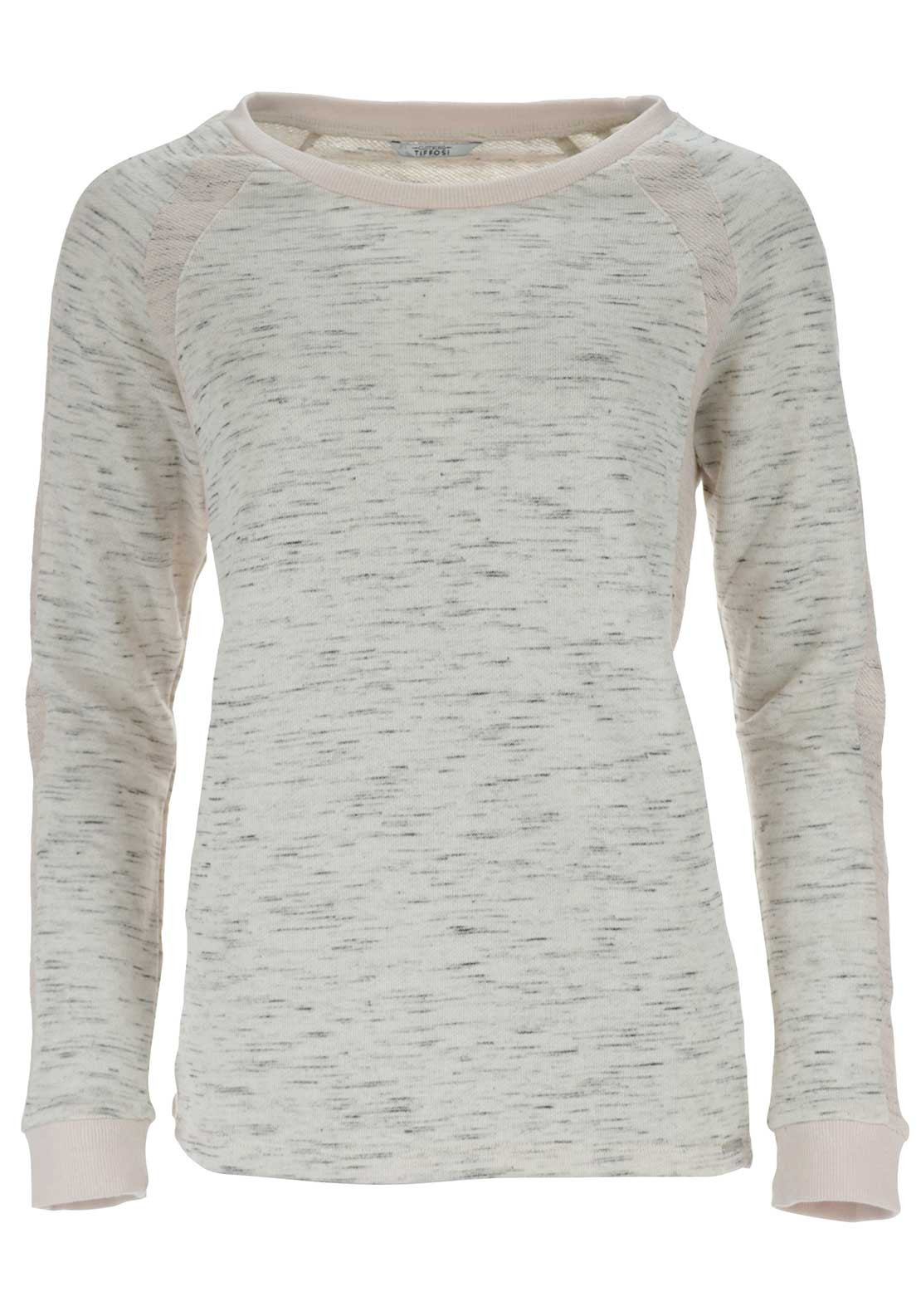 Tiffosi Womens Felicia Jumper, Cream
