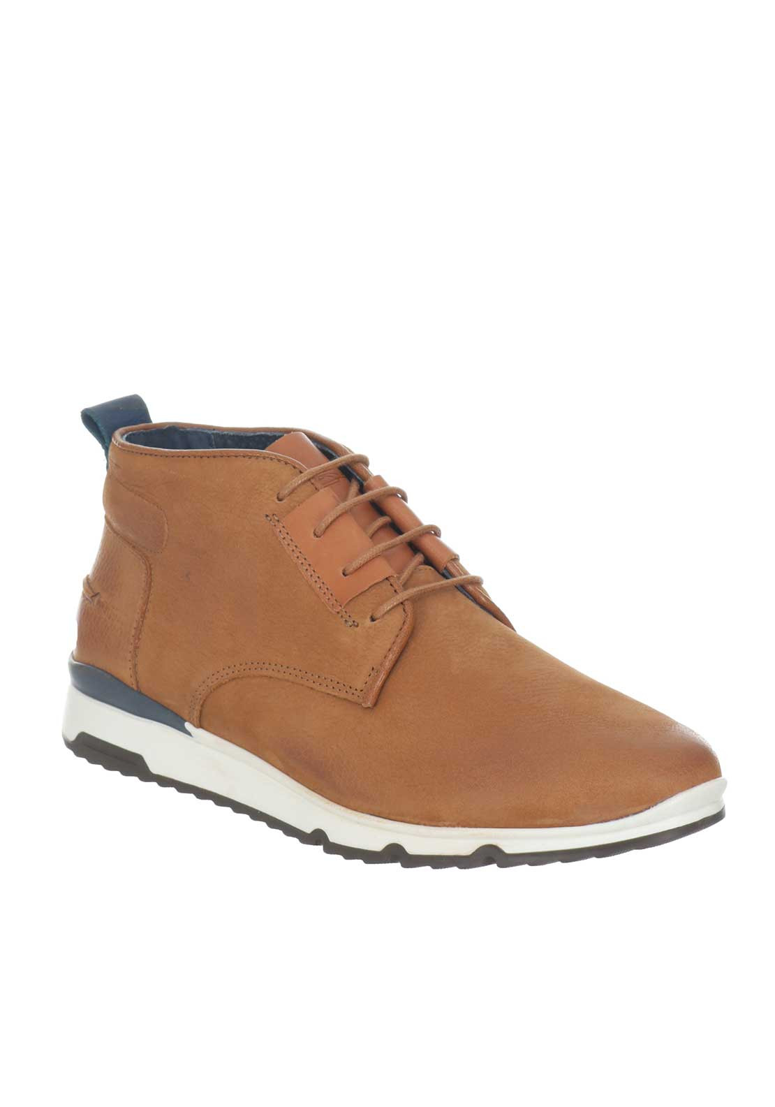 Tommy Bowe Griffin Leather Desert Boot, Tan