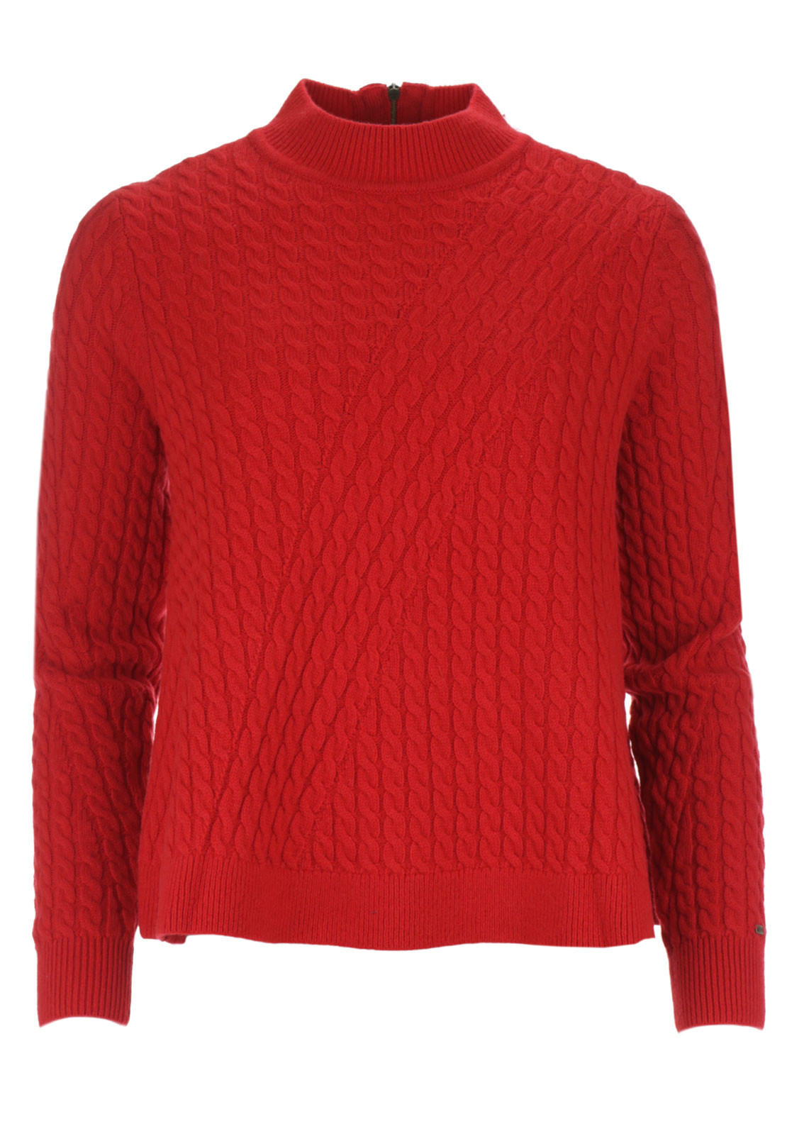 Tommy Hilfiger Womens Burdette Jumper, Red