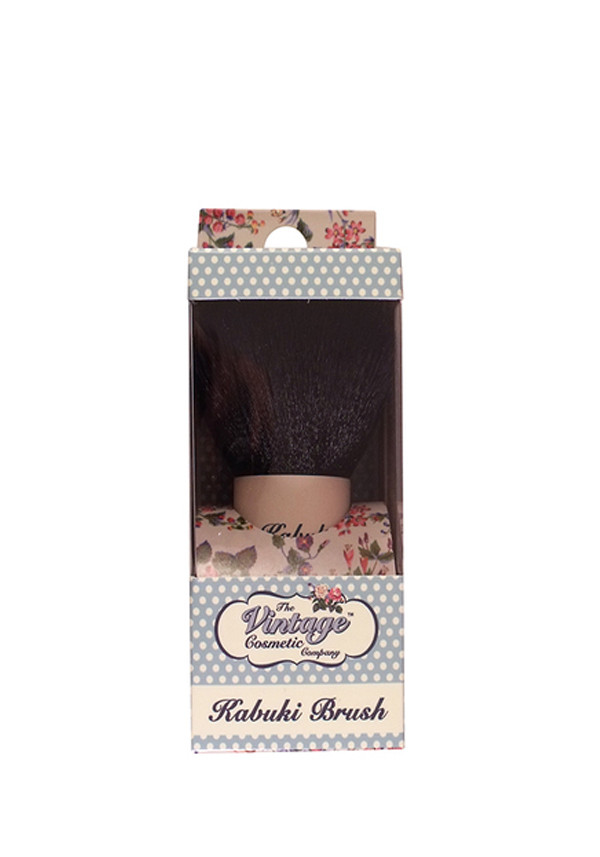 The Vintage Cosmetic Company Kabuki Brush