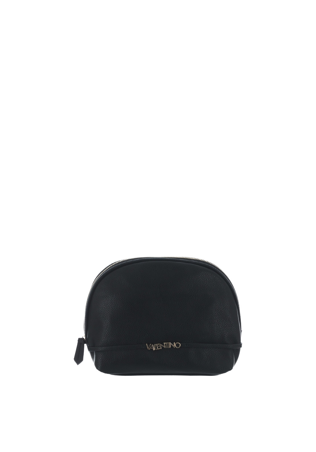 Valentino By Mario Note Cosmetic Bag, Black