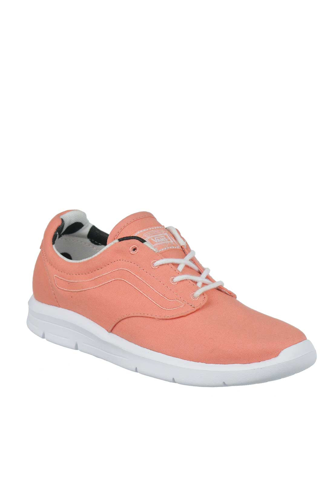 Vans Girls Ultracush Trainers, Peach