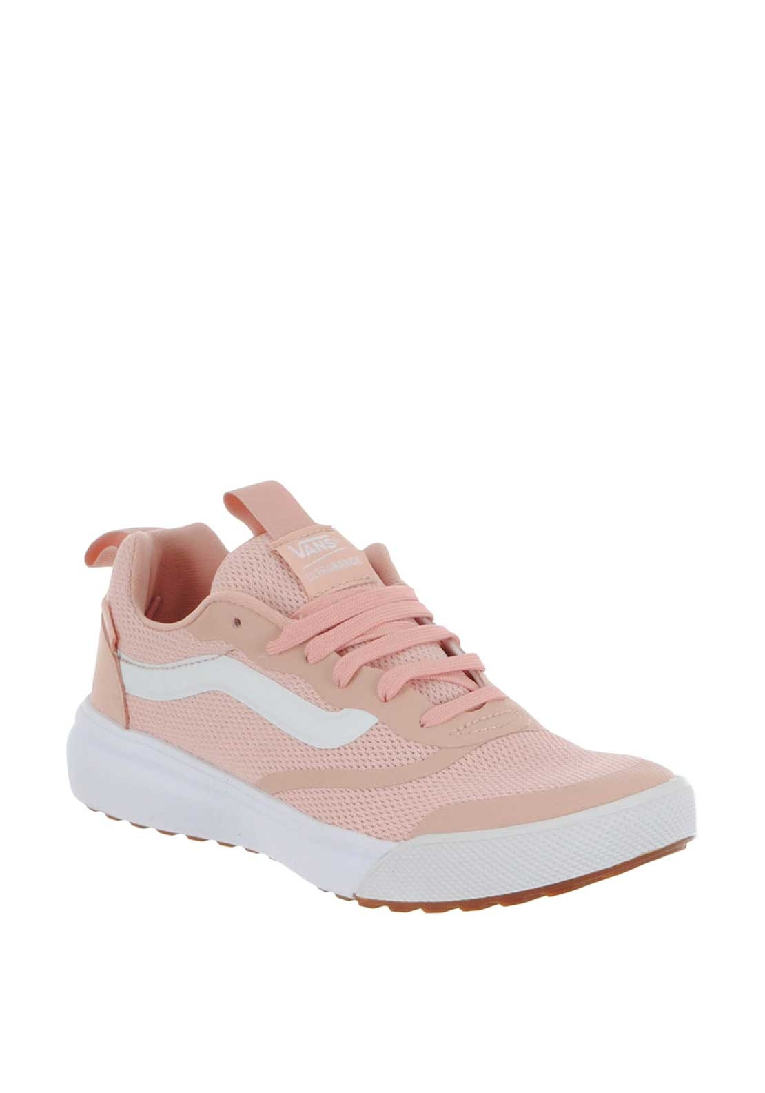 variety styles of 2019 new & pre-owned designer 50% off Vans Womens Ultra Lite Trainers, Peach