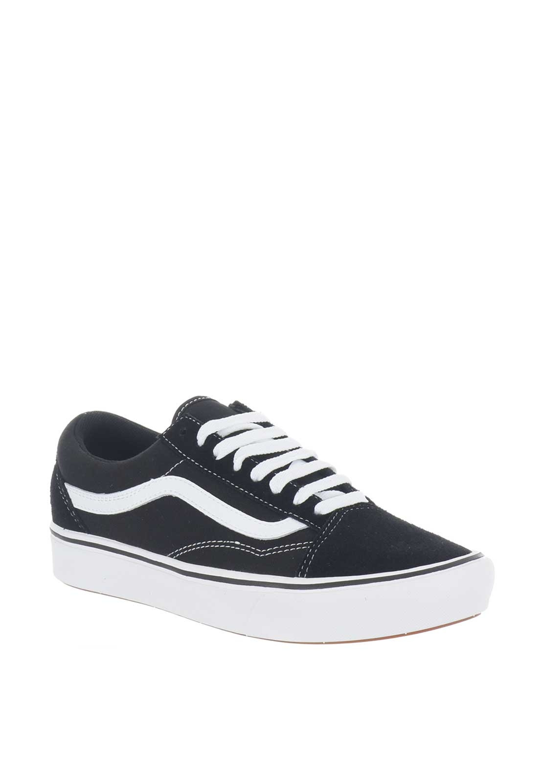 71e890a7ce8d Vans Canvas Comfy Cush Old Skool Trainers