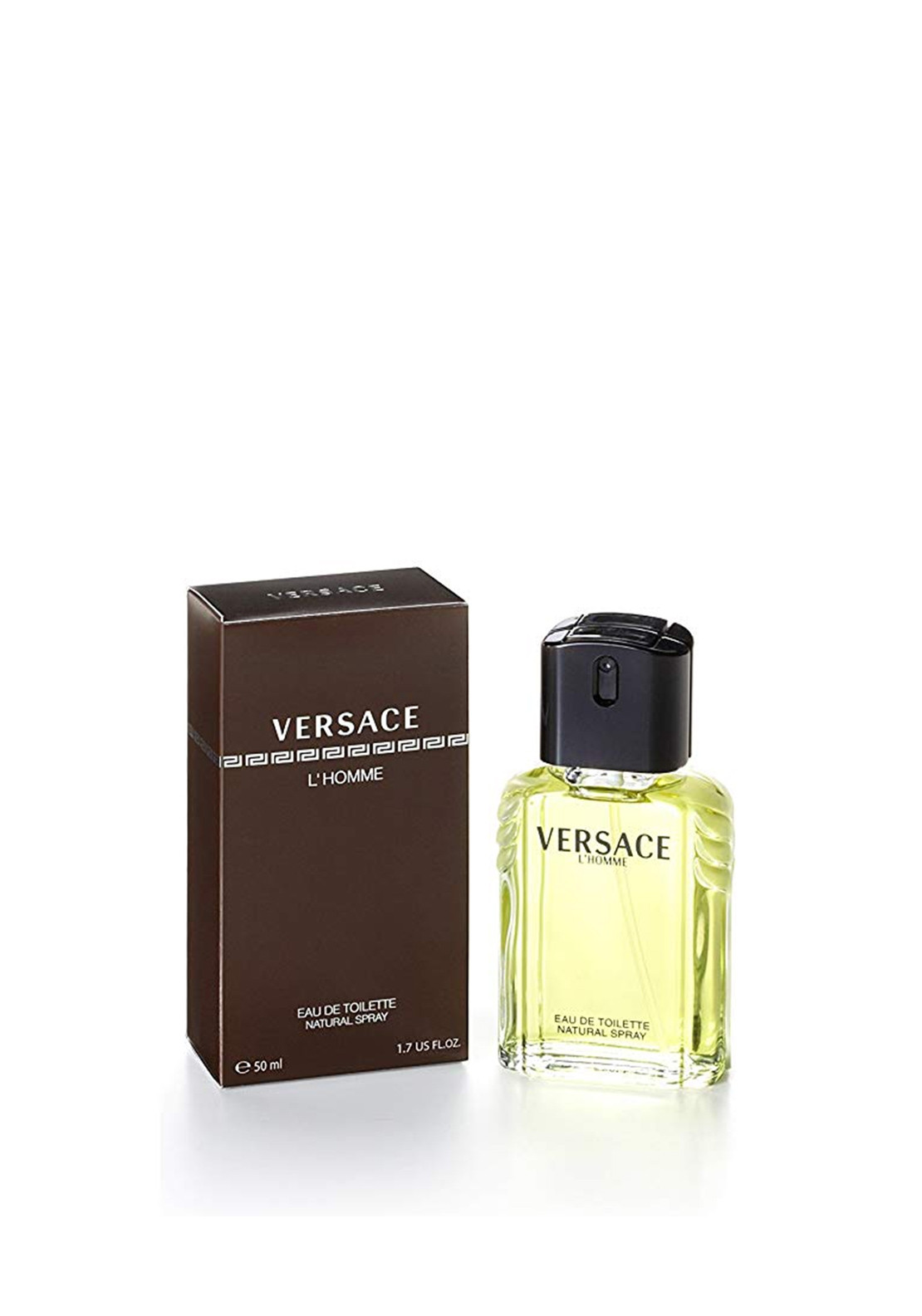 b84f8b29331 Versace L Homme Eau De Toilette 50ml. Be the first to review this product