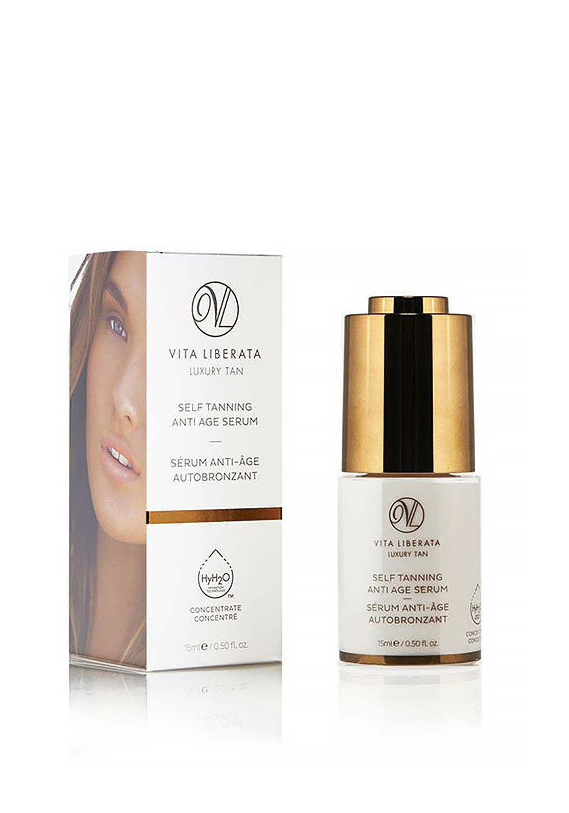 Vita Liberata Self-Tanning Anti Age Serum, 15ml