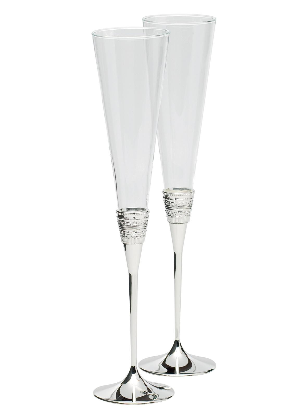 Vera Wang Wedgwood With Love Toasting Flute, Pair