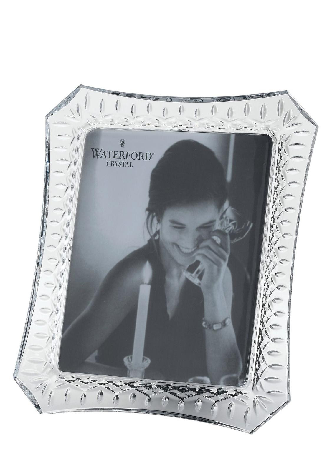 Waterford Crystal Lismore Photo Frame, 8 x 10 inches