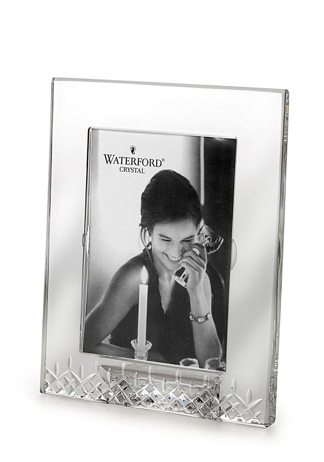 Waterford Crystal Lismore Essence Photo Frame, 5 x 7 inches
