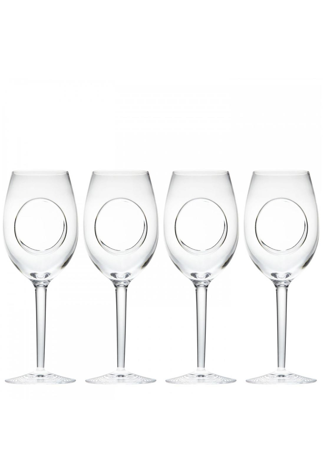 John Rocha at Waterford Circa Wine Glasses, Set of 4